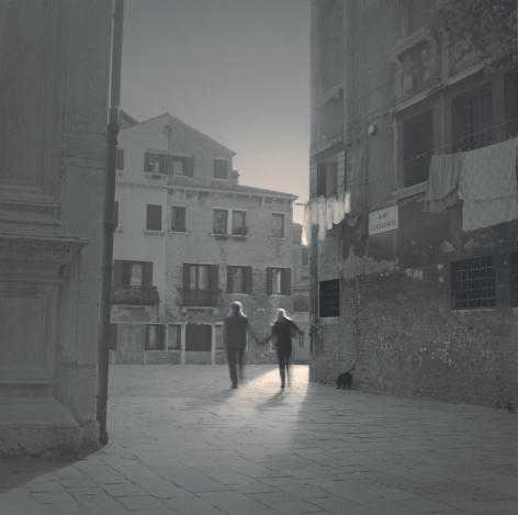 Couple, Venice, 2006