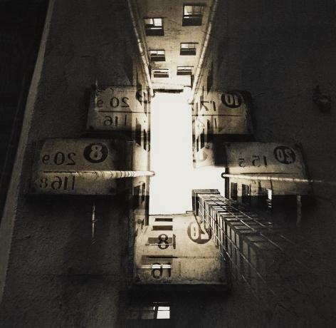 Courtyard,1987