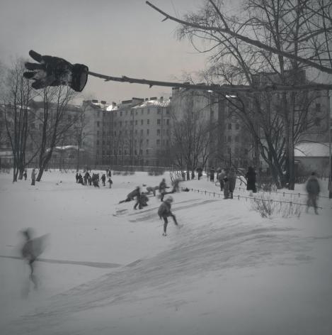 Glove, St. Petersburg, 2000
