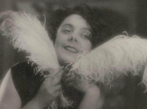 Alexander Grinberg (1885-1979), Portrait of an actress, late 1920s