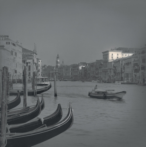 Sunset on the Grand Canal, Venice, 2006