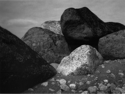 Pitkäviira, Finland (boulders), 1973