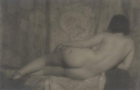 Nude, 1920s, Vintage gelatin silver print