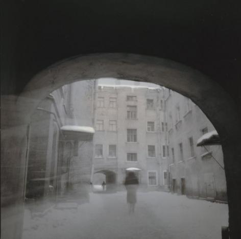 Alexey Titarenko Backyard Passages (Thoroughfare), St. Petersburg, 1997