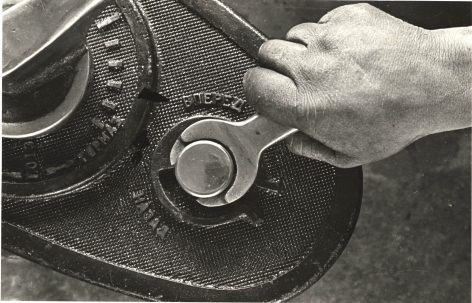 Control Lever, Dinamo Factory,Moscow, 1930