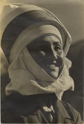 Kirghiz Woman, 1936