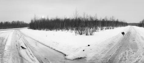 Paanajarvi, Karelia, Russia, 1992