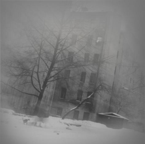 Alexey Titarenko Trees in Snow, St. Petersburg, 1996