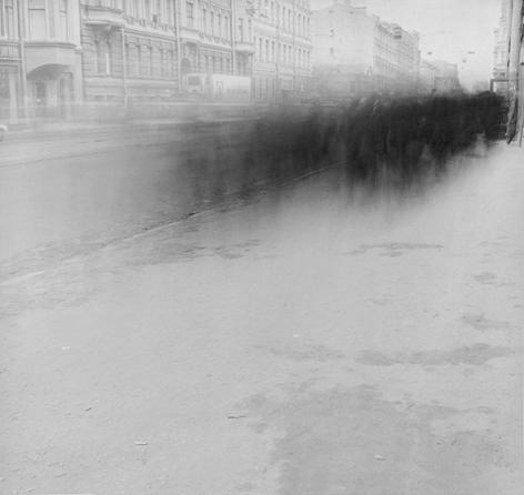 Alexey Titarenko Crowd 3, St. Petersburg, 1992