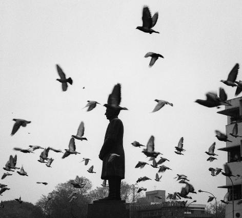 Delhi, India, 1999, Gelatin silver print
