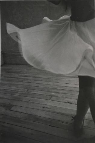 Swirling,1993, Gelatin silver print