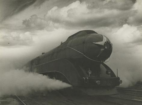 Express, 1939 Vintage gelatin silver print