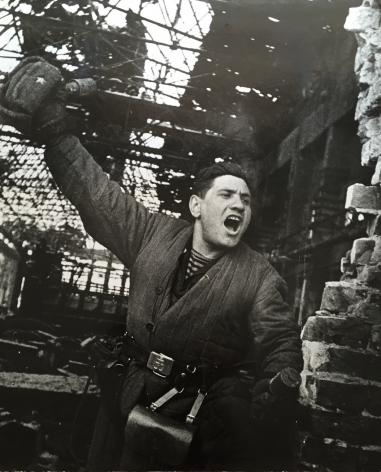 On the assault!Stalingrad, 1942