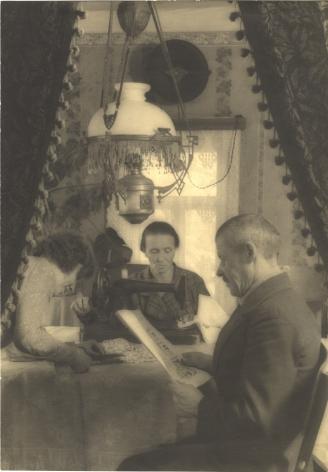 Family of Kolkhoz Farmer, 1930s