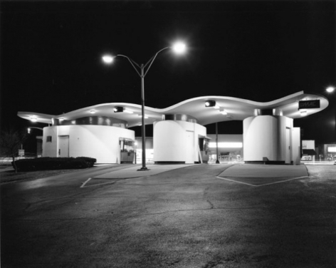 George Tice First Union Drive-in Bank, Caldwell, New Jersey