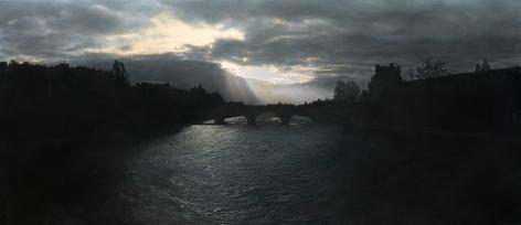 Pont Overlooking the Siene