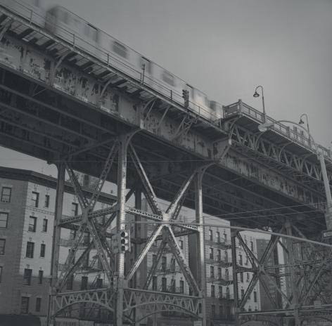 125th Street Subway, New York, 2008