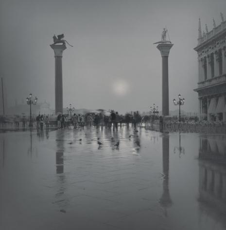 Columns at the Piazzetta San Marco, Venice, 2006