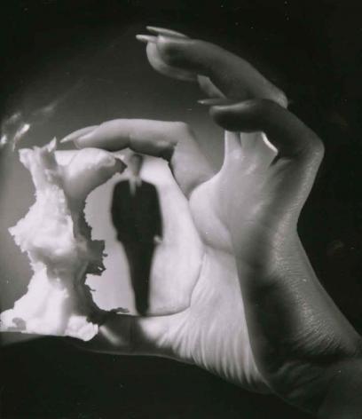 La manzana de Eva, 1948, Vintage gelatin silver print