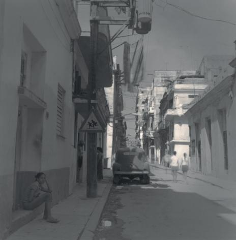 Schoolgirls, Havana, 2003