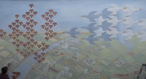 dublin mural