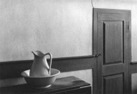 George Tice Shaker Interior, Sabbathday Lake, Maine, 1971