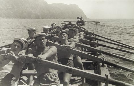 Navy Fleet,Black Sea (men from Sevastopol), 1930s