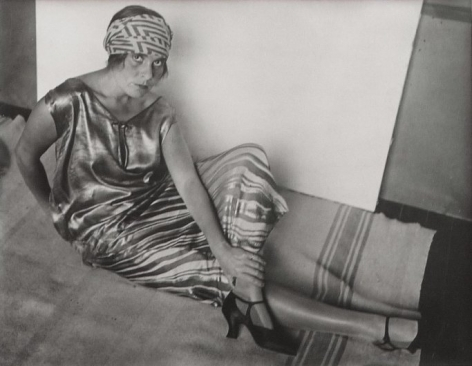 Alexander Rodchenko Portrait of Lili Brik, 1924, printed later