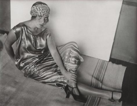 Alexander Rodchenko Portrait of Lili Brik, 1924, printed later