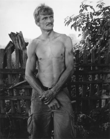 Harvest worker, Beelitz, 2006