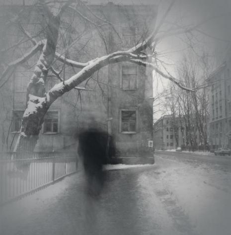 Stranger, St. Petersburg, 1996