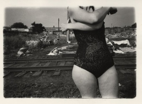 Untitled from the series Salt Lake, 1985
