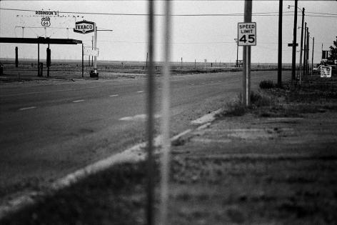 Vega, Texas,2000, Archival inkjet print