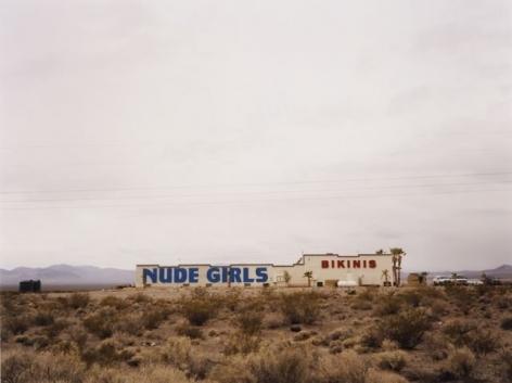 Nude Girls, Bikinis,2012, C-Type Hand Print