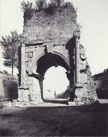 James Anderson (1813-1877), Arch, Rome, ca. 1800s