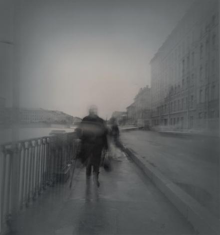 Fontanka Embankment, St. Petersburg, 1995