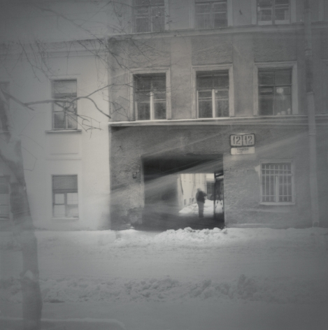 Tuchkov Pereulok 12/12, St. Petersburg,1996