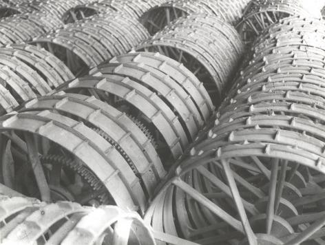 Reaping Machine Wheels