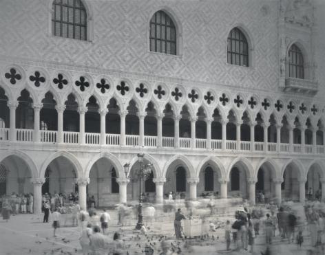 Doge's Palace, Venice, 2001