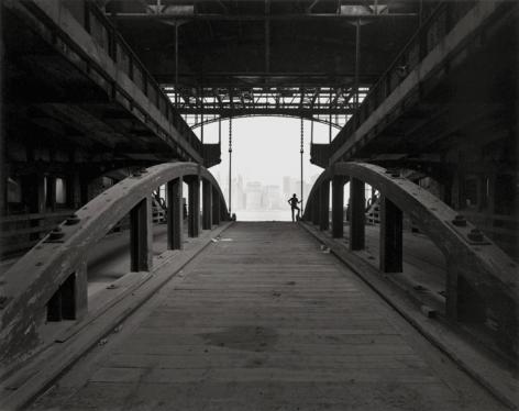 Ferry Slip, Jersey City, New Jersey, 1979