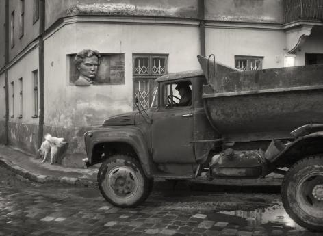Lviv, Ukraine, 2007, Gelatin silver print