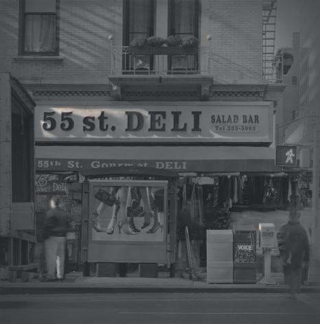 55th Street Deli, New York, 2004