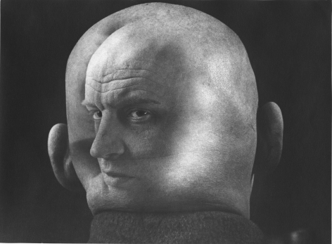 Portrait of Aleksandr Rodchenko, 1933-1934