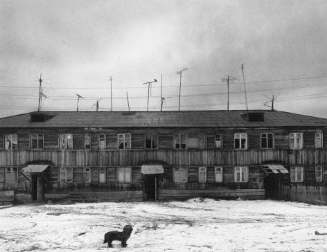Tuva, Siberia, 1997, Gelatin silver print