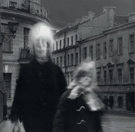 Grandmother with Grandchild, St. Petersburg, 1992
