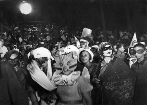 Carnival in Celebration of Harvest, (at the Tashkent Recreational Park), 1940s
