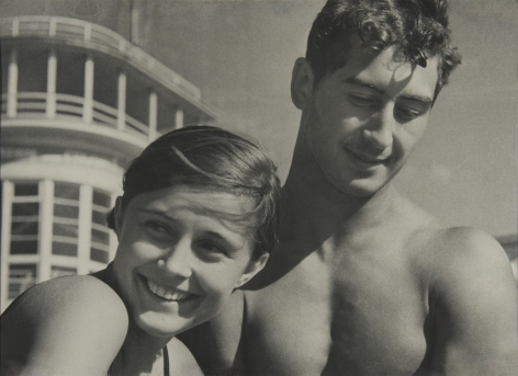 Youth, 1937 Gelatin silver print mounted on board