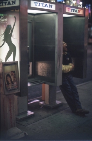 Louis Stettner Titan, Times Square, 2008
