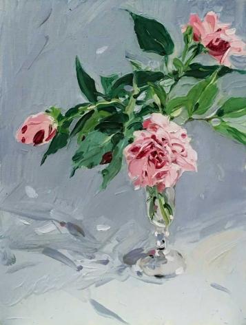 Joe Brainard Untitled (Roses), 1969
