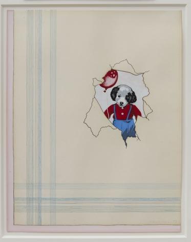 Joe Brainard, Untitle (Puppy), 1972